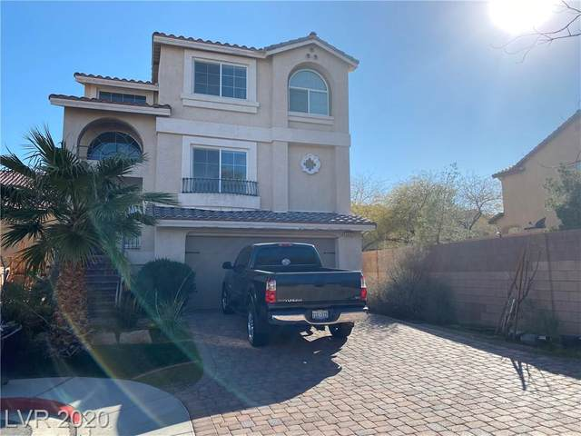 4645 Mission Meadow, Las Vegas, NV 89139 (MLS #2175359) :: Signature Real Estate Group