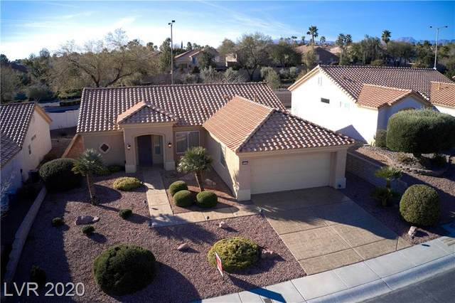 10101 Cresent Creek, Las Vegas, NV 89134 (MLS #2175361) :: Signature Real Estate Group