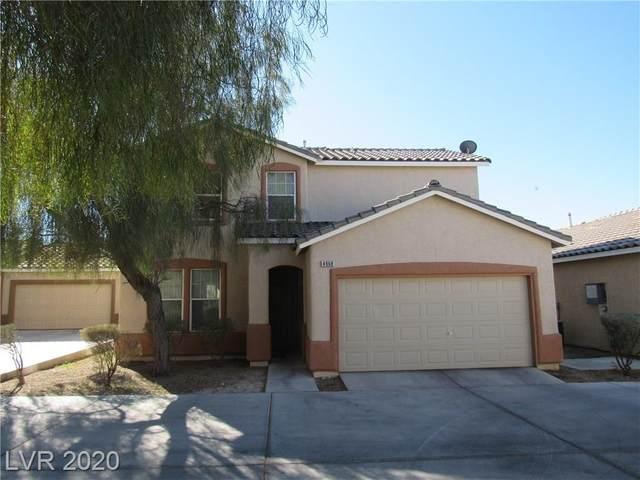 4968 Miners Ridge Drive, Las Vegas, NV 89122 (MLS #2175390) :: Signature Real Estate Group