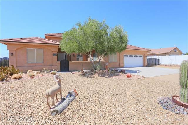 2280 S Zuni, Pahrump, NV 89048 (MLS #2175393) :: The Lindstrom Group