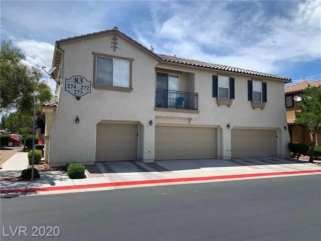 6255 Arby Avenue #272, Las Vegas, NV 89118 (MLS #2175417) :: The Shear Team