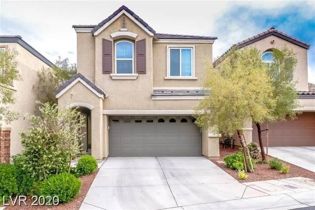 10237 Danskin, Las Vegas, NV 89166 (MLS #2175472) :: Signature Real Estate Group