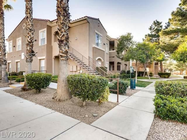 10245 Maryland #206, Las Vegas, NV 89183 (MLS #2175476) :: Signature Real Estate Group