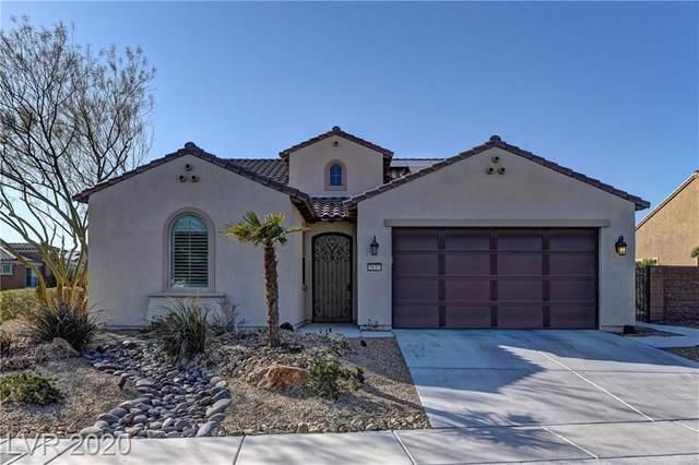 5637 Serenity Haven Street, North Las Vegas, NV 89081 (MLS #2175500) :: Signature Real Estate Group