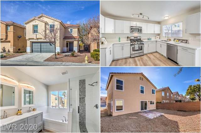 2324 Cockatiel Drive, North Las Vegas, NV 89084 (MLS #2175502) :: Signature Real Estate Group