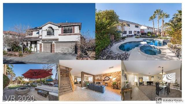 224 Lynbrook Street, Henderson, NV 89012 (MLS #2175539) :: Signature Real Estate Group