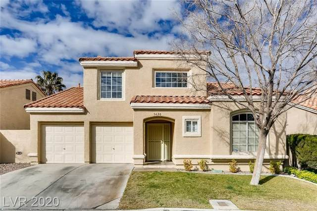 9420 Sierra Summit, Las Vegas, NV 89134 (MLS #2175563) :: Signature Real Estate Group