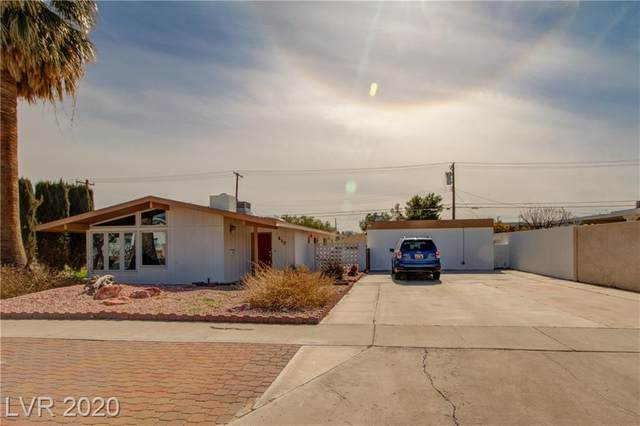 817 New Mexico Street, Boulder City, NV 89005 (MLS #2175607) :: Signature Real Estate Group