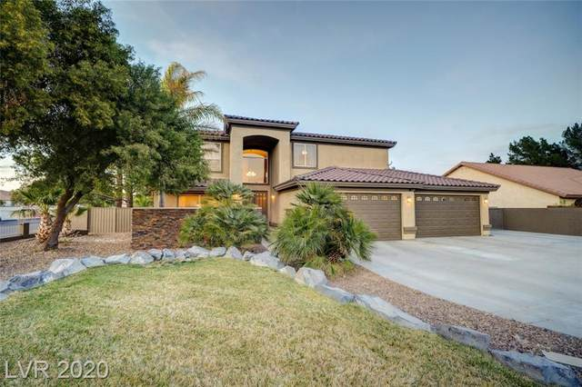 7784 Rosada, Las Vegas, NV 89149 (MLS #2175613) :: Signature Real Estate Group