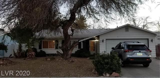 855 Armada Place, Boulder City, NV 89005 (MLS #2175623) :: Signature Real Estate Group
