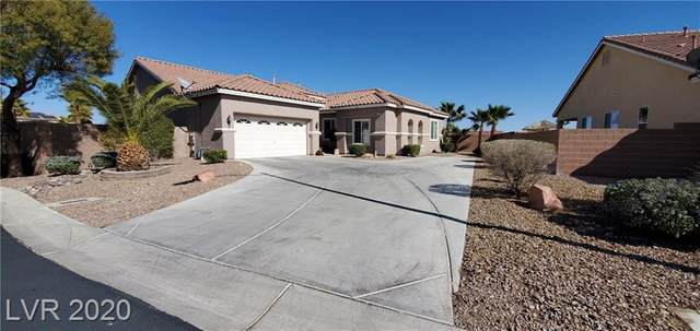 7332 Rustic Crest, Las Vegas, NV 89149 (MLS #2175627) :: Signature Real Estate Group