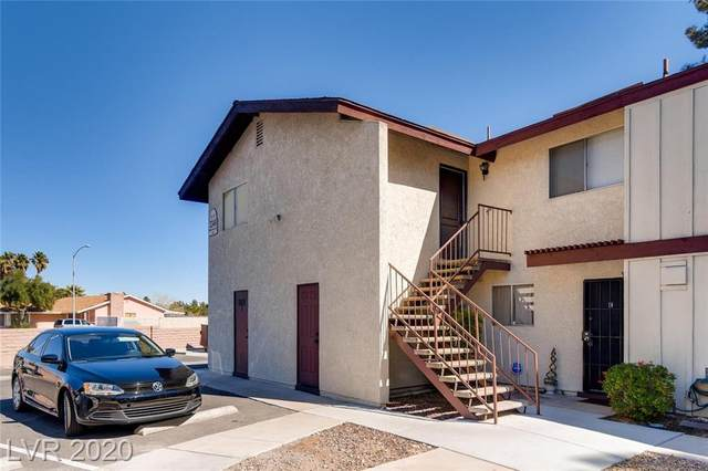 2349 Wooster Circle C, Las Vegas, NV 89108 (MLS #2175631) :: Signature Real Estate Group