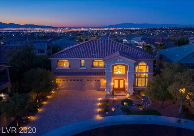 2794 Culzean Place, Henderson, NV 89044 (MLS #2175655) :: Signature Real Estate Group