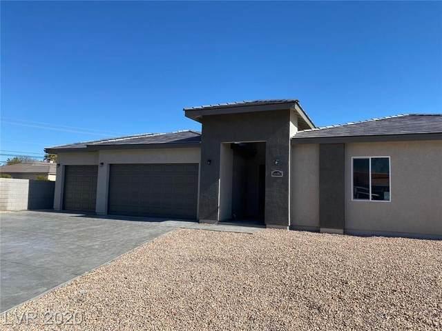 5680 Park, Las Vegas, NV 89149 (MLS #2175681) :: Signature Real Estate Group