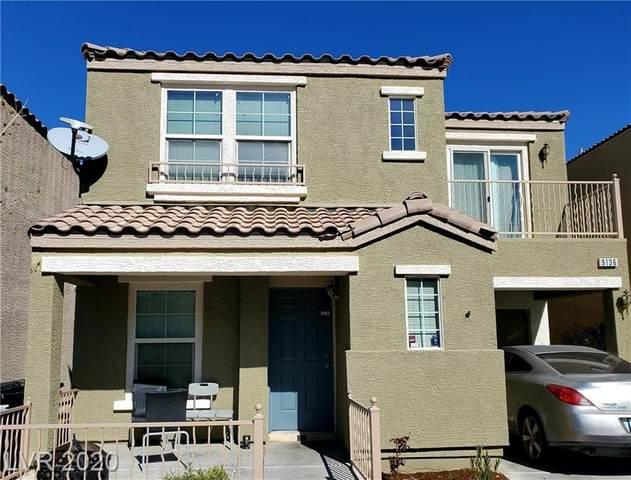 9136 Badby, Las Vegas, NV 89148 (MLS #2175685) :: Signature Real Estate Group
