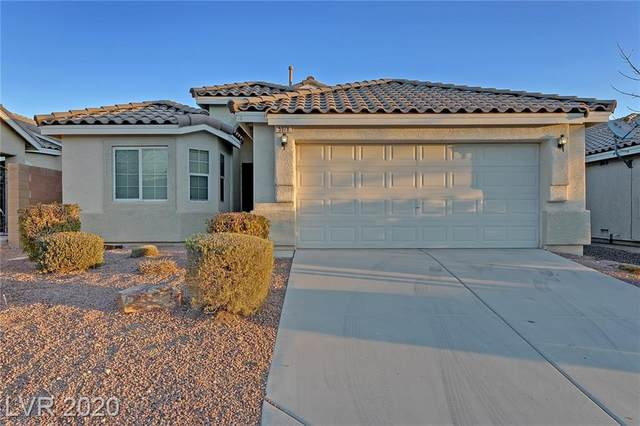 5978 Sierra Medina, Las Vegas, NV 89139 (MLS #2175704) :: Signature Real Estate Group
