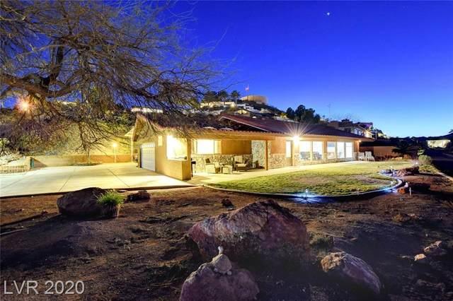 4 Linda Lane, Boulder City, NV 89005 (MLS #2175722) :: Signature Real Estate Group