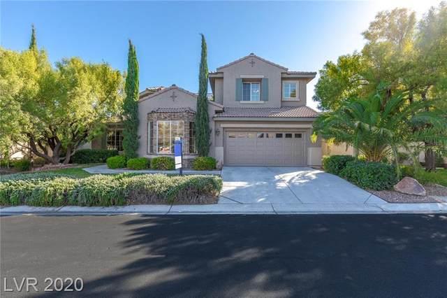 10283 Garden Glen Lane, Las Vegas, NV 89135 (MLS #2175727) :: Helen Riley Group | Simply Vegas