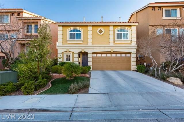 5953 Lazy Creek, Las Vegas, NV 89139 (MLS #2175737) :: Signature Real Estate Group