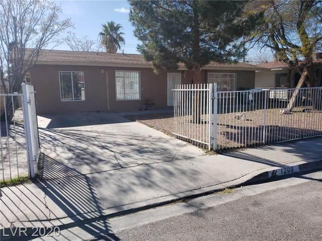1209 Reynolds, North Las Vegas, NV 89030 (MLS #2175742) :: Signature Real Estate Group