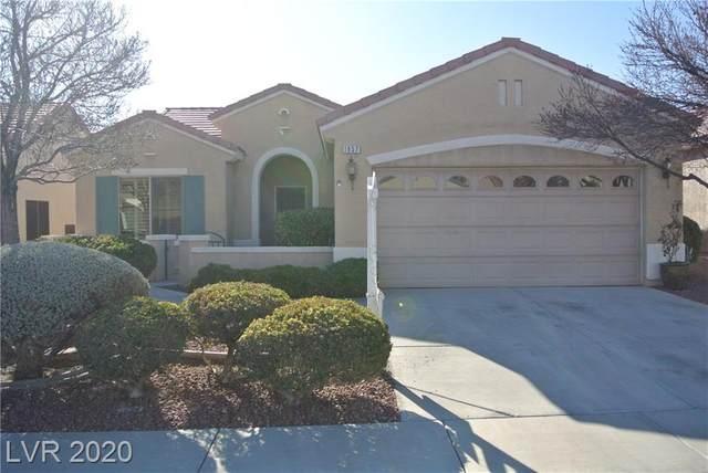 1857 Eagle Mesa Avenue, Henderson, NV 89012 (MLS #2175745) :: Hebert Group | Realty One Group