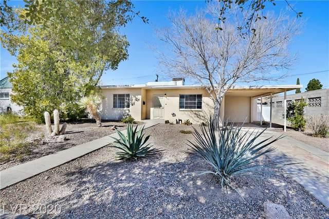 800 Sixth Street, Boulder City, NV 89005 (MLS #2175747) :: Signature Real Estate Group