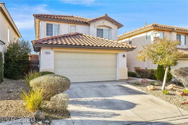 905 Toro Canyon, Las Vegas, NV 89134 (MLS #2175769) :: Signature Real Estate Group