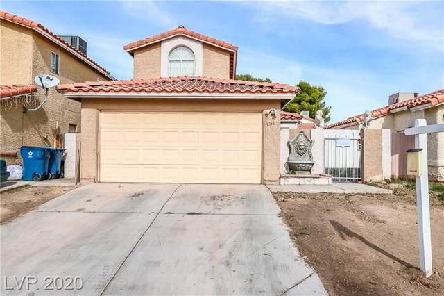 5378 Signet, Las Vegas, NV 89142 (MLS #2175805) :: Signature Real Estate Group
