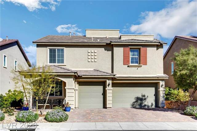 924 Mckinley View Avenue, Henderson, NV 89012 (MLS #2175809) :: Helen Riley Group | Simply Vegas