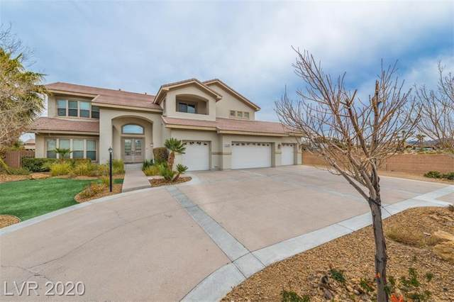 10740 Gilespie Street, Las Vegas, NV 89183 (MLS #2175825) :: Signature Real Estate Group