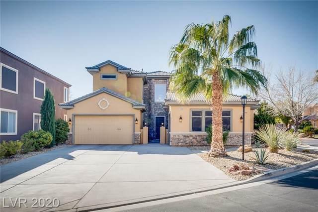 7669 Villa Acapulco, Las Vegas, NV 89131 (MLS #2175858) :: Signature Real Estate Group