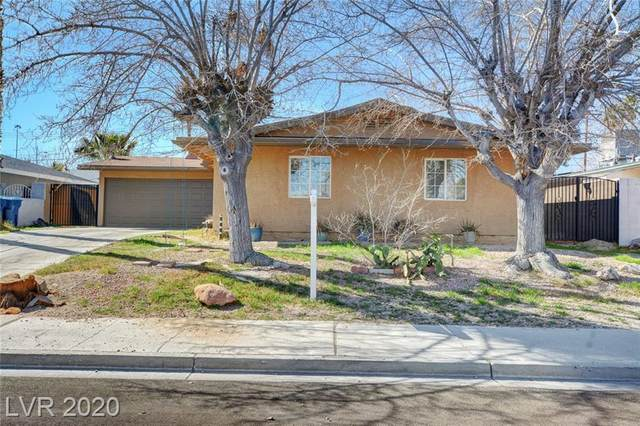 301 Orchid, Las Vegas, NV 89107 (MLS #2175868) :: Signature Real Estate Group