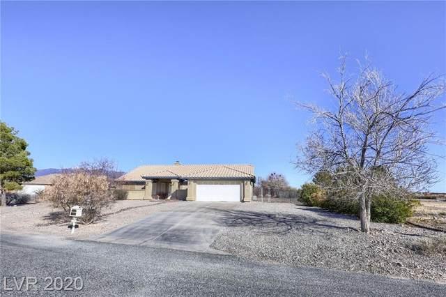 6461 S Willow Tree, Pahrump, NV 89061 (MLS #2175873) :: Signature Real Estate Group