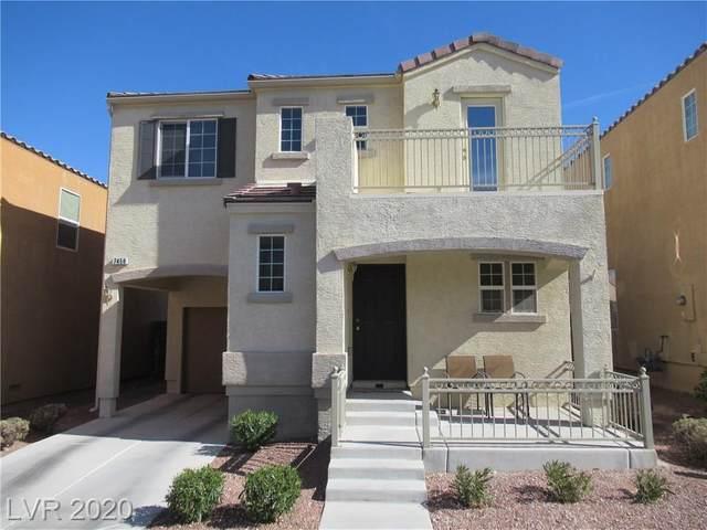 7458 Margollini, Las Vegas, NV 89148 (MLS #2175928) :: Signature Real Estate Group