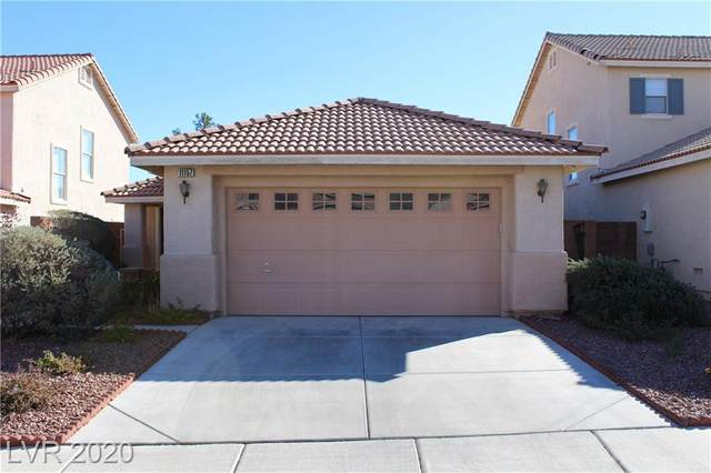 11157 Summer Squash Lane, Las Vegas, NV 89144 (MLS #2175933) :: Signature Real Estate Group