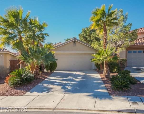 11145 Vivid Avenue, Las Vegas, NV 89144 (MLS #2175935) :: Signature Real Estate Group
