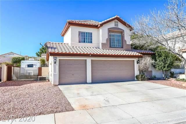 7305 Hospitality, Las Vegas, NV 89131 (MLS #2175944) :: Signature Real Estate Group