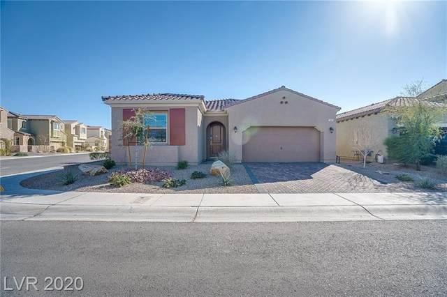 341 Via De Pellegrini, Henderson, NV 89011 (MLS #2175945) :: Signature Real Estate Group