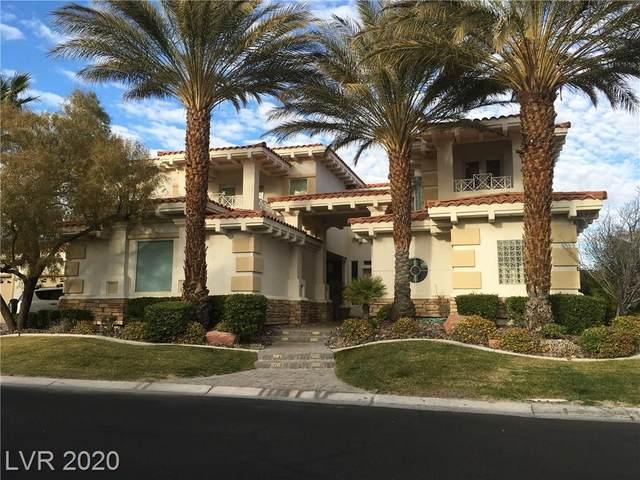 5022 Mountain Foliage Drive, Las Vegas, NV 89148 (MLS #2175947) :: Signature Real Estate Group