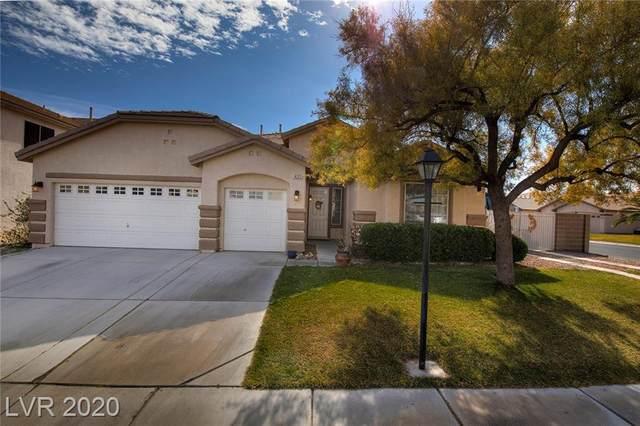 8325 Gorsky Avenue, Las Vegas, NV 89131 (MLS #2175989) :: Helen Riley Group | Simply Vegas