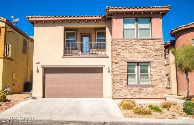 128 Honors Course Drive, Las Vegas, NV 89148 (MLS #2176013) :: Signature Real Estate Group