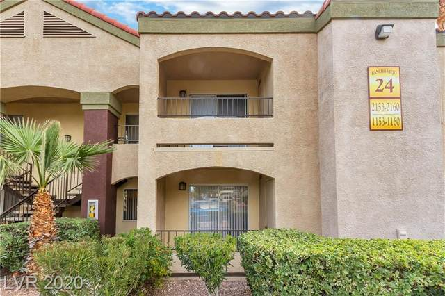 7885 Flamingo Road #1160, Las Vegas, NV 89147 (MLS #2176015) :: Vestuto Realty Group