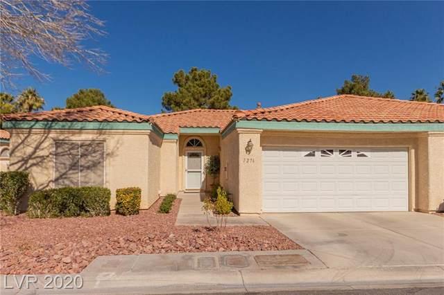 7276 Vista Bonita Drive, Las Vegas, NV 89149 (MLS #2176024) :: Hebert Group | Realty One Group