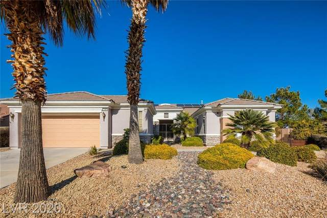 2560 Evening Sky Drive, Henderson, NV 89052 (MLS #2176027) :: Signature Real Estate Group