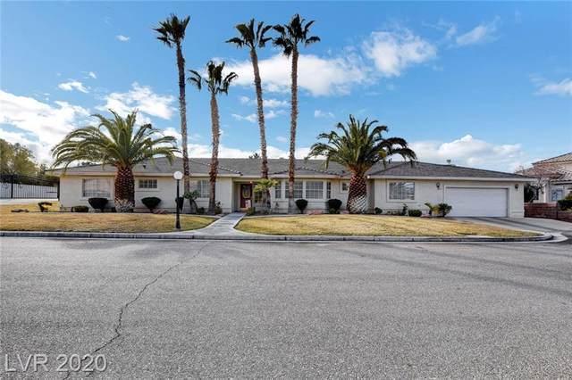 1621 Fairgate Court, Las Vegas, NV 89117 (MLS #2176040) :: Hebert Group   Realty One Group
