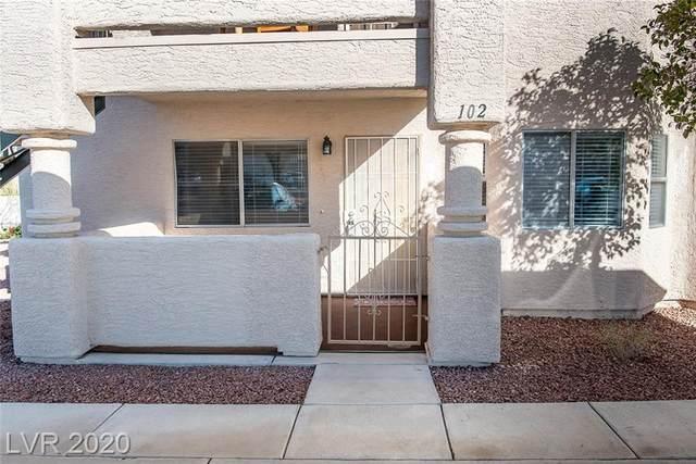 1324 Keifer #102, Las Vegas, NV 89128 (MLS #2176042) :: Billy OKeefe | Berkshire Hathaway HomeServices