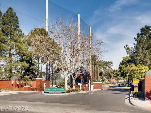 3111 Bel Air Drive 7H, Las Vegas, NV 89109 (MLS #2176068) :: Helen Riley Group | Simply Vegas