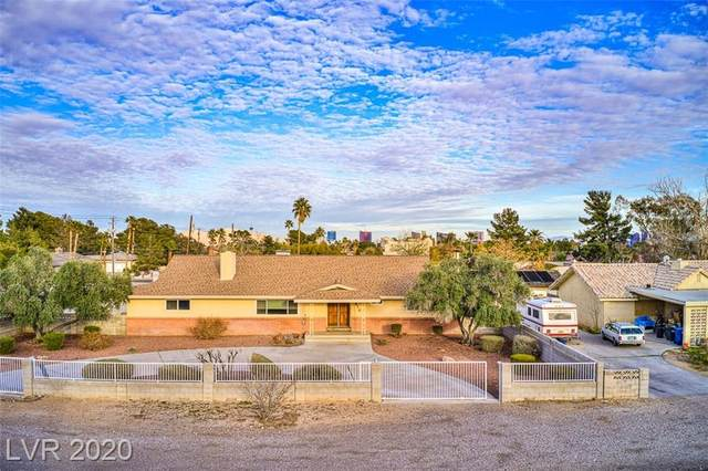 2916 Torrey Pines Drive, Las Vegas, NV 89146 (MLS #2176076) :: Vestuto Realty Group