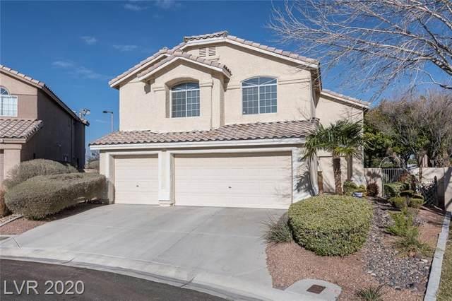2220 Crestline Falls Place, Las Vegas, NV 89134 (MLS #2176085) :: Signature Real Estate Group
