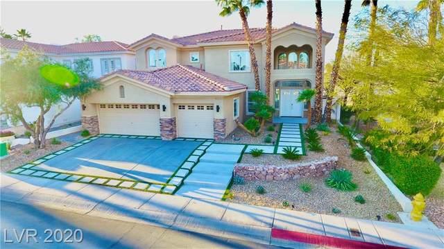 8332 Paseo Vista, Las Vegas, NV 89128 (MLS #2176110) :: Signature Real Estate Group